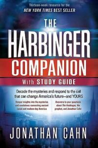 FREE SHIPPING!!! The Harbinger Companion With Study Guide -