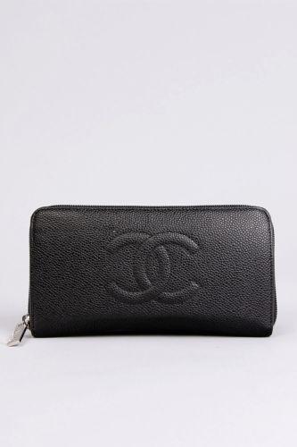 846c2ef048be Chanel Caviar Wallet