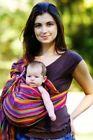 Multi-Color Maya Wrap Baby Slings