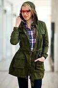 Womens Cargo Jacket