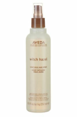 Aveda Witch Hazel Light Hold Hair Spray 250 ML 8.5 OZ NEW 100% AUTHENTIC