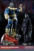 Sideshow Captain America Statue