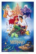 Little Mermaid Original Poster
