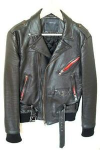 Punk Leather Biker Jackets