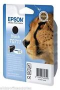 T0711 Original Epson Ink Cartridges