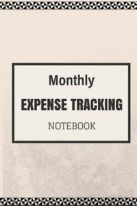 Monthly Expense Tracker Notebook : A Personal Home Budget Manager by Dale  Sims (2015, Paperback)