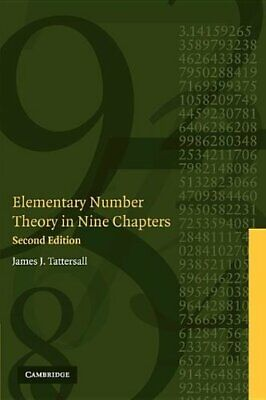 Elementary Number Theory in Nine Chapters,James J. Tattersall