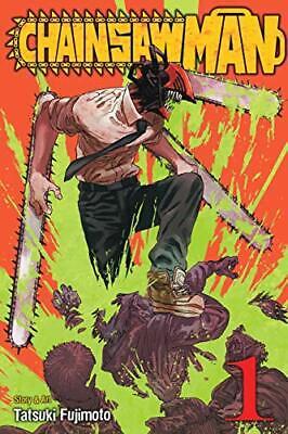 Chainsaw Man Manga Volume 1 By Tatsuki Fujimoto - English