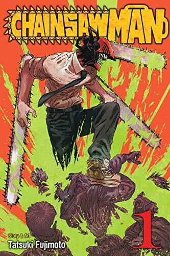Chainsaw Man Manga Volume 1 By Tatsuki Fujimoto - English, Free Expedited Ship!