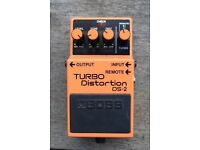 BOSS Turbo Distortion DS 2 Pedal
