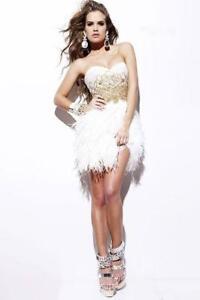 Feather Dress - eBay