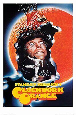 A Clockwork Orange - One Sheet Movie Poster 24x36