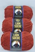Lion Yarn Lot