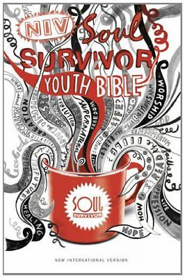 NIV Soul Survivor Youth Bible Hardback (New International Version),New Internat