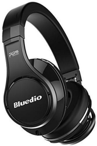 Bluedio U (UFO) High-End Bluetooth Headphones Revolution Patented 8 Tracks /3D