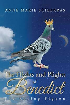 The Flights and Plights of Benedict: The Racing Pigeon by Sciberras, Anne Marie
