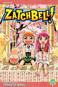 Zatch Bell! Vol. 20-ExLibrary