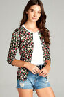 Christmas Fall Floral Sweaters for Women