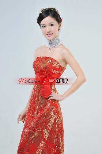 Chinese wedding dress ebay for Wedding dresses from china on ebay