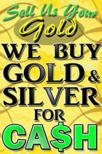 CA$H Paid for GOLD Jewelry any Condition +Coins & SILVER