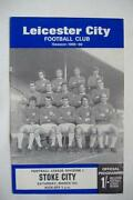 Leicester City Programmes