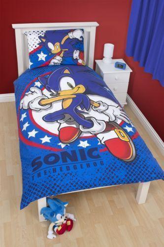 Sonic Bedding Ebay
