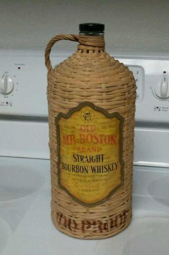 1 Gallon Whiskey Bottle Ebay