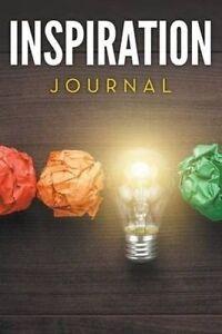Inspiration Journal by Publishing LLC, Speedy -Paperback