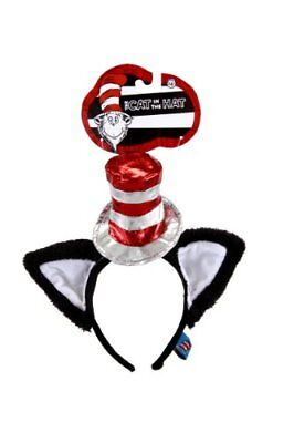 The Cat in the Hat Deluxe Headband with Ears by elope