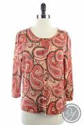 Paisley Sweater