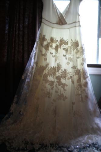 Plus size vintage wedding dress ebay for Ebay vintage wedding dress