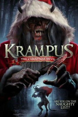 Krampus  The Christmas Devil Dvd