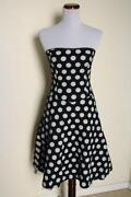 Ruby Rox Polka Dot Dress
