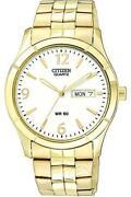 Citizen Gold Plated Watch
