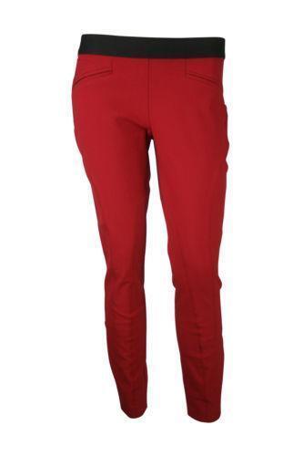 Womens Elastic Waist Dress Pants Ebay