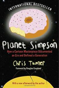 Planet Simpson-Chris Turner