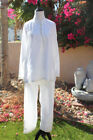 Kaftan White Unisex Adult Middle Eastern Clothing
