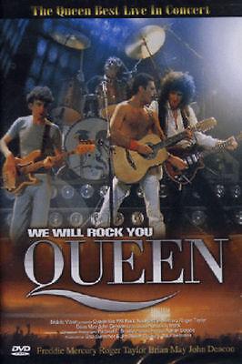 QUEEN / Live concert in Montreal (1981) DVD *NEW