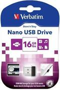 Nano USB Stick 16GB