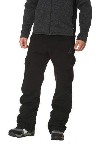 NWT Men's Gerry Ski / Snow Board Pants - Fleece Lined - Stre