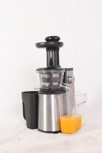 Slow Juicer Norwalk : Stainless Steel Juicer eBay