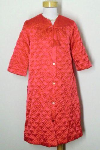 Quilted Robe Ebay