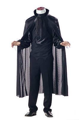 Mens Headless Halloween Costumes (California Costumes Headless Horseman Adult Costume ~ Medium 40-42 ~)