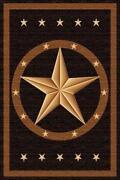 Texas Star Rug