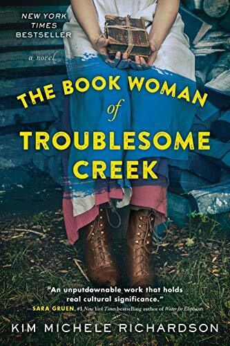 🔥The Book Woman of Troublesome Creek A Novel by Kim Michele Richardson 🎁