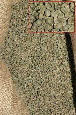 5 LBS. JAVA ESTATE GREEN COFFEE BEANS Java Estate Green Coffee