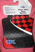 Checkered Floor Mats