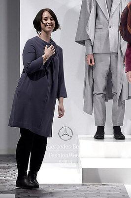 Frida Besser auf der Mercedes-Benz Fashion Week