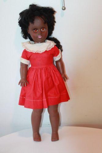 Vintage African American Dolls Ebay