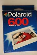 Polaroid 600 Instant Film